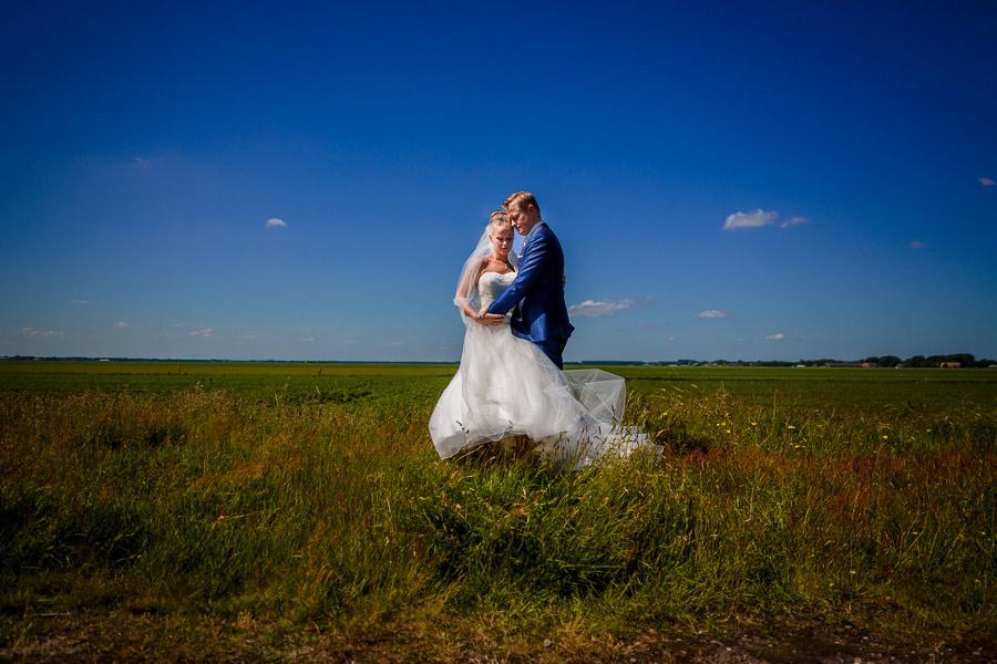 Bruidsfotograaf Drenthe l Bruidsfotografie Ter Apel l Musselkanaal