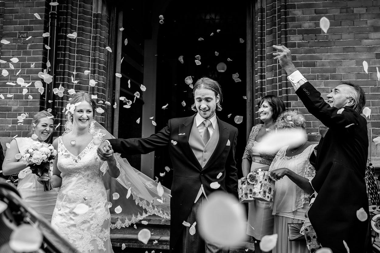 Elvira & Eamon | Real Wedding