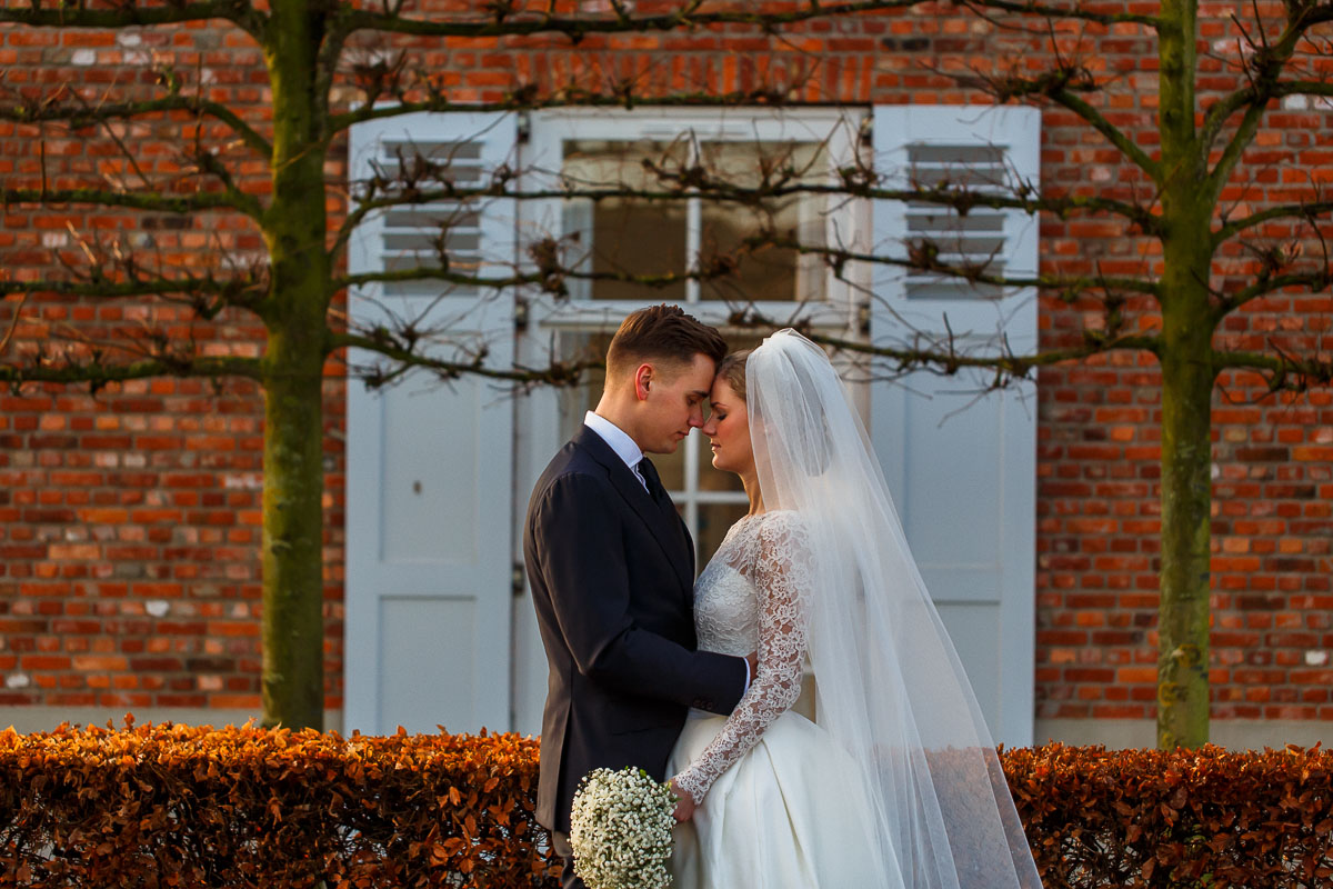 Winterbruiloft in Genemuiden en de Havixhorst | Berend Jan & Hanna-Beth022-