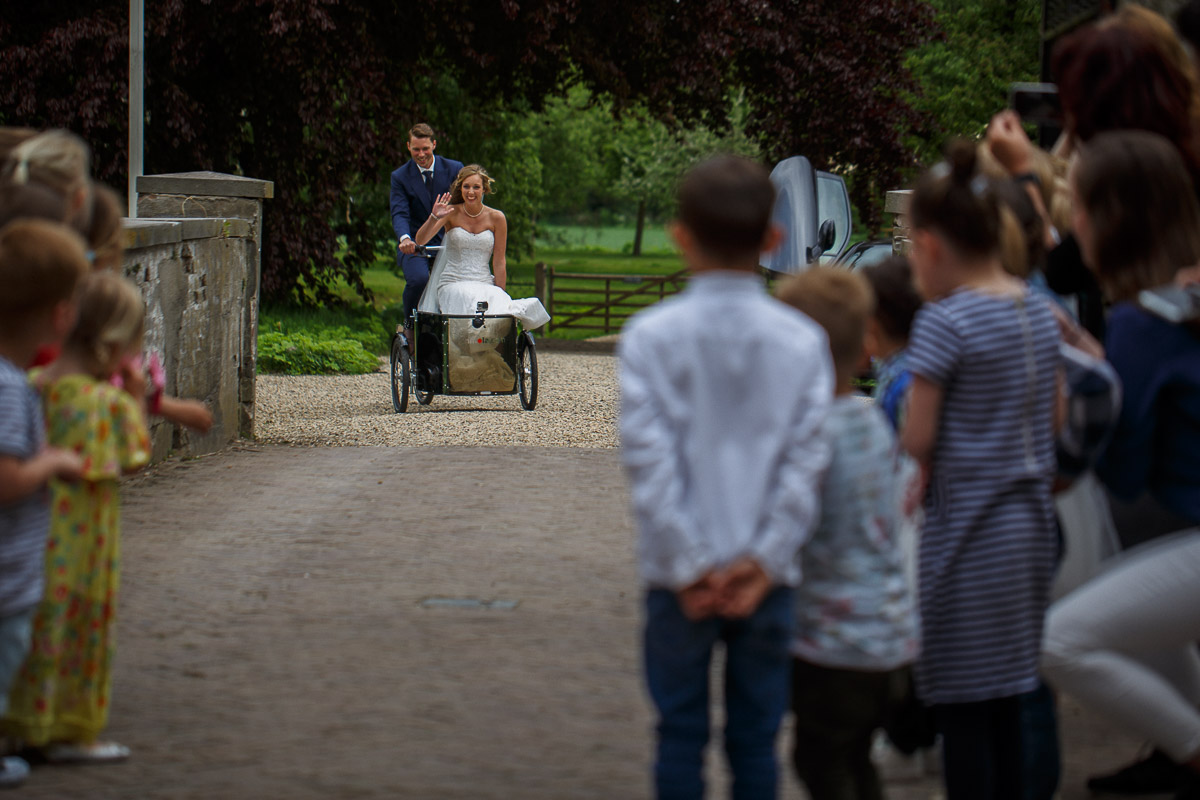 Preview Bruiloft Slot Doddendael Ewijk - Marco & Jori