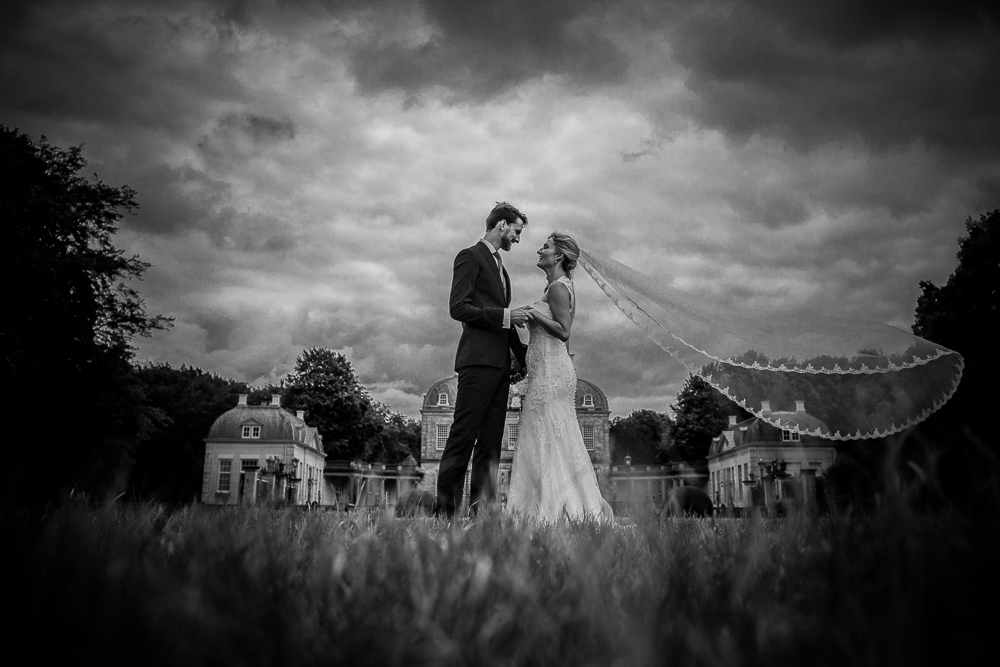 Martijn & Anne - Preview Bruidsfotografie huis de Voorst Eefde