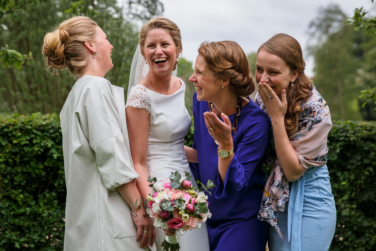 Bruidsfotografie Genemuiden en Zwolle - Nicole Bosch Bruidsfotograaf
