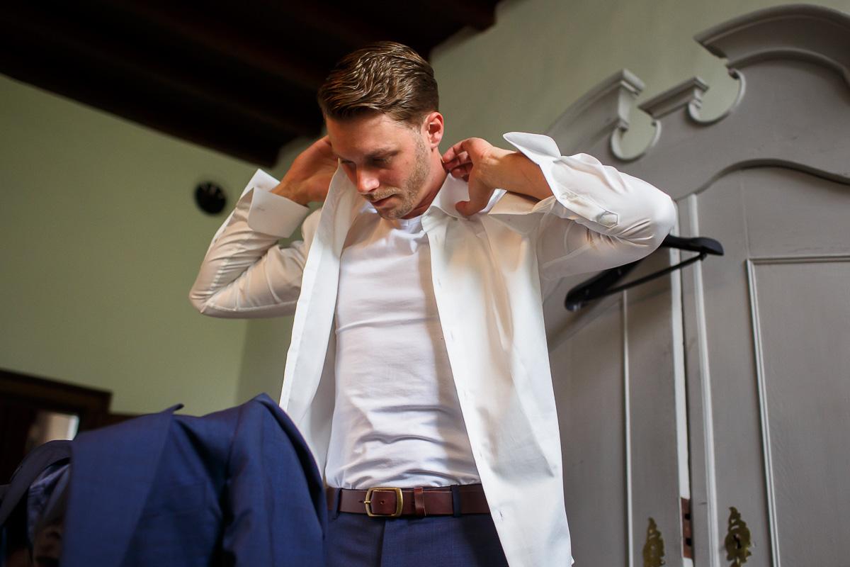 Bruidsfotografie Slot Doddendael Ewijk | Marco & Jori