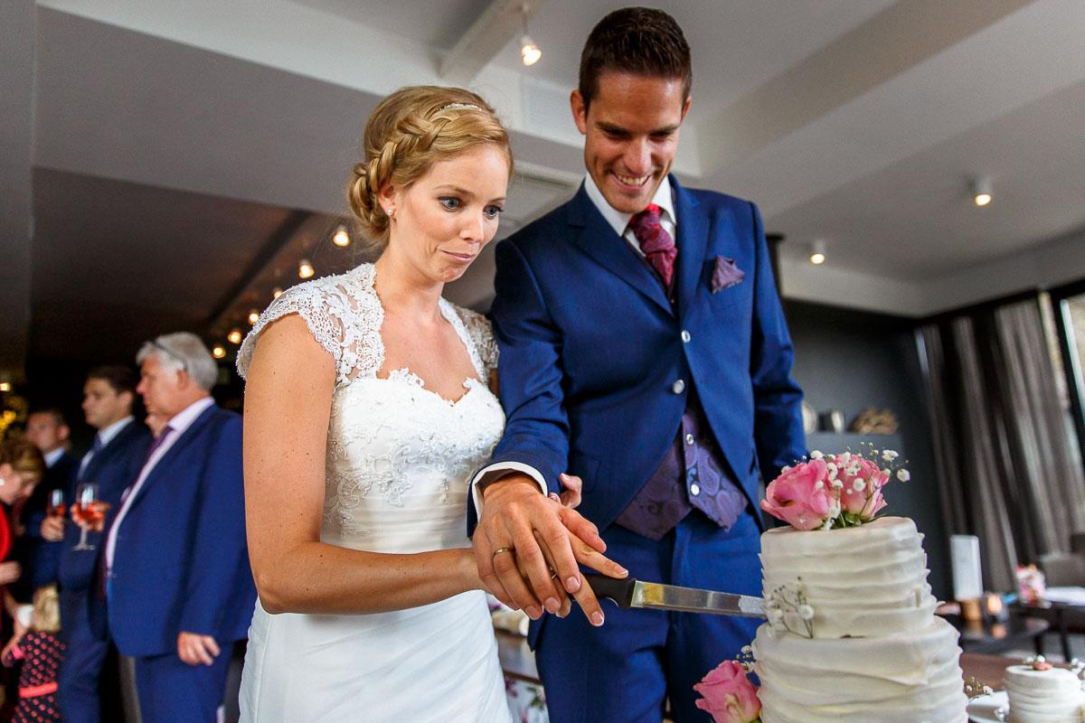 Mooirivier Dalfsen Buiten trouwen aan de Vecht | Aniek & Ralph