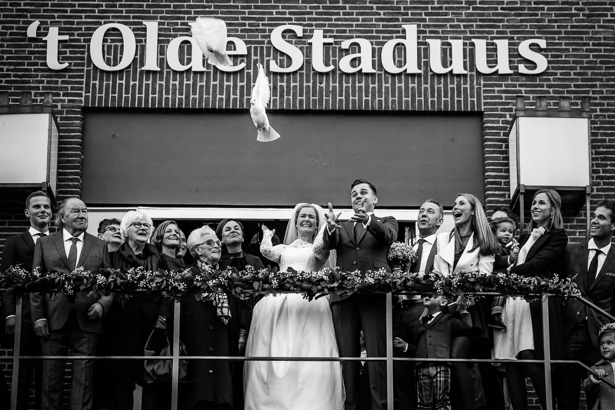 Winterbruiloft in Genemuiden en de Havixhorst | Berend Jan & Hanna-Beth050-