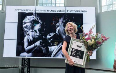 Winnaar Vakprijs Bruidsfoto Award BFFA 2018