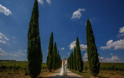 Trouwen in Italie – Toscane