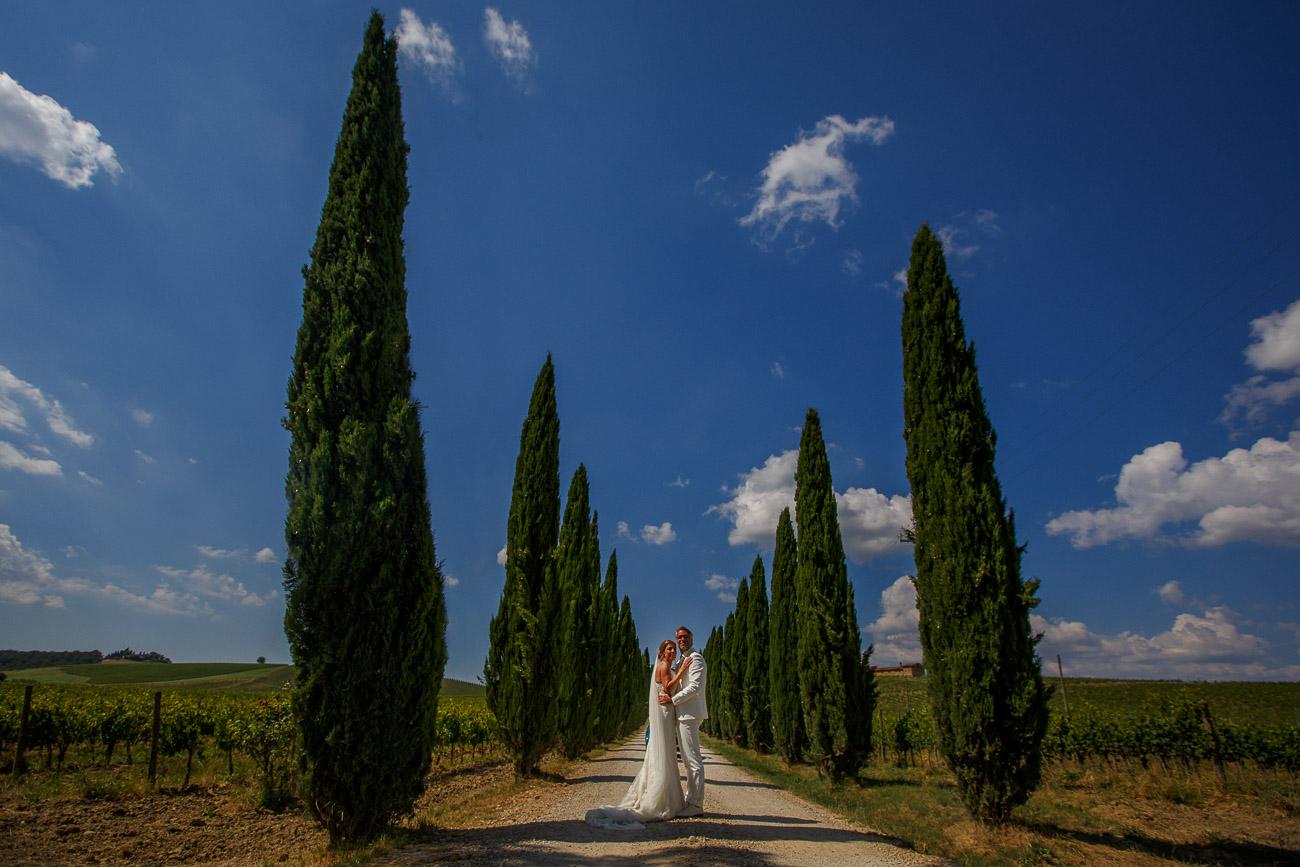 Trouwen in Italië Toscane